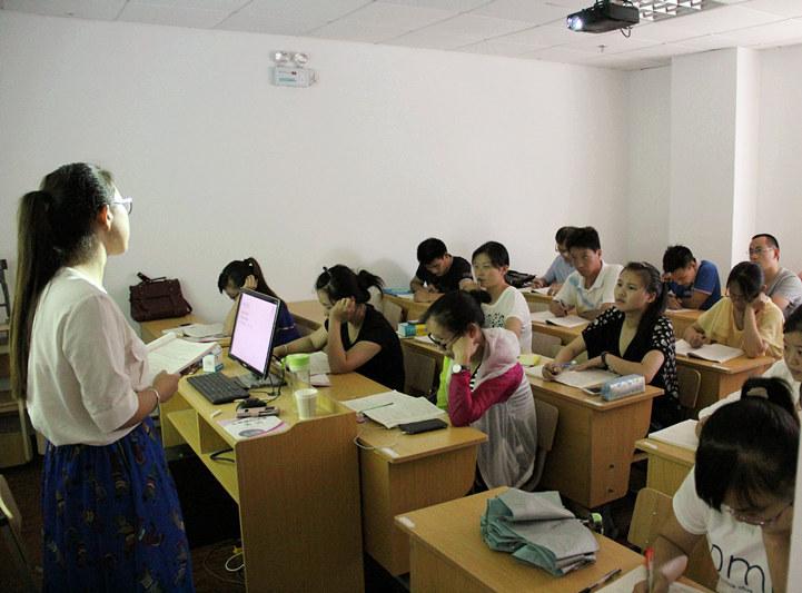 2014年成人高考考前辅导班开班简讯